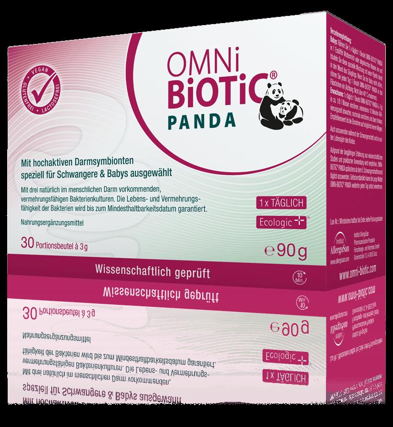 OMNi-BiOTiC® PANDA Ein guter Start für Mutter und Kind