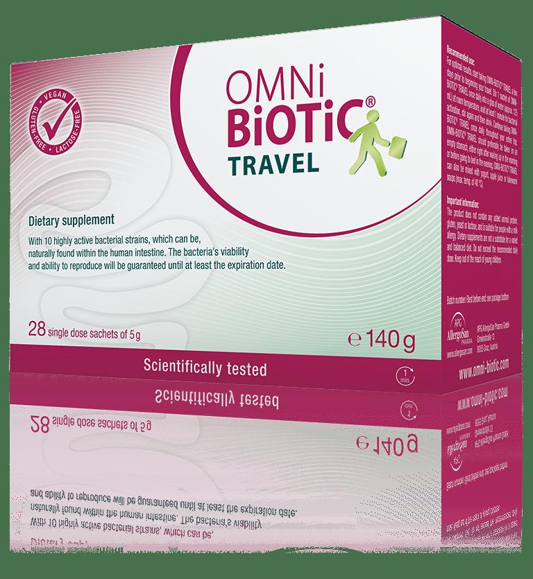 OMNi-BiOTiC® TRAVEL