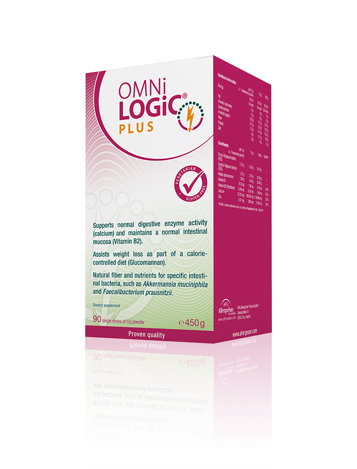 OMNi-LOGiC® PLUS A balanced intestinal tract