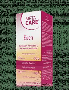 META-CARE® Eisen Energie & Blutbildung
