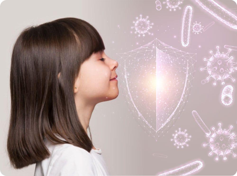 Infektionen mit Streptokokken bei Kindern