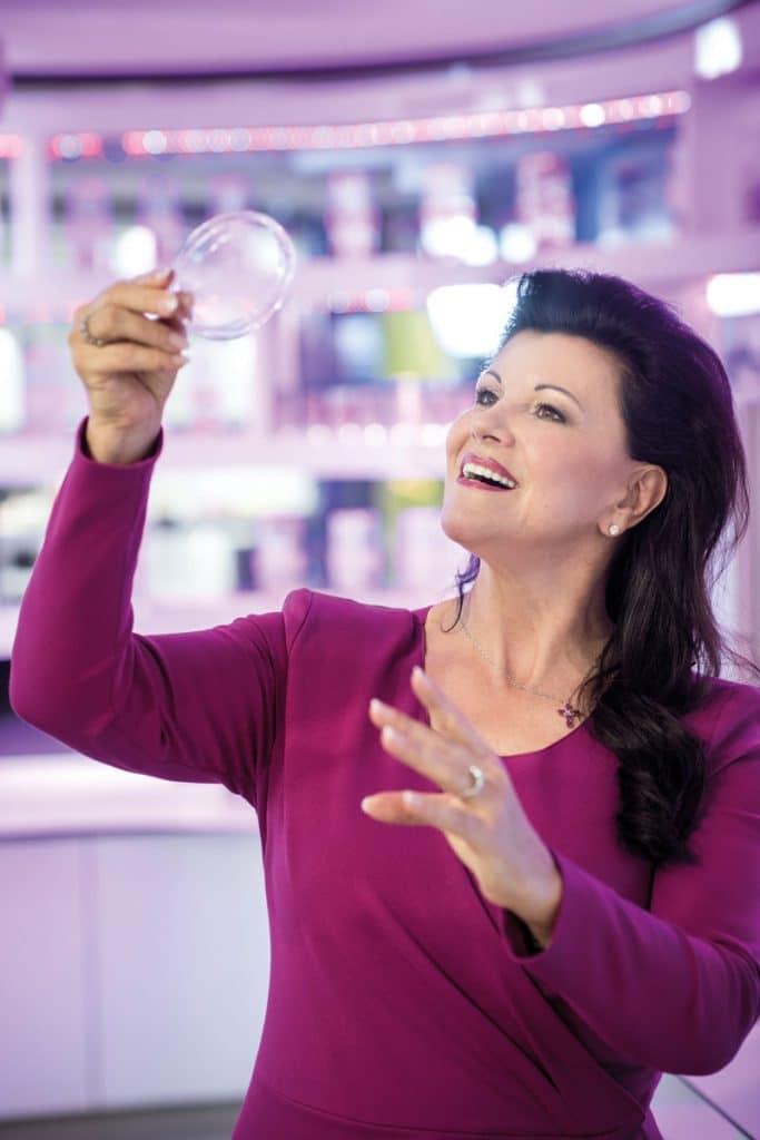 Anita Frauwallner (C) Jungwirth Bakterien sind mein Lebenselixier